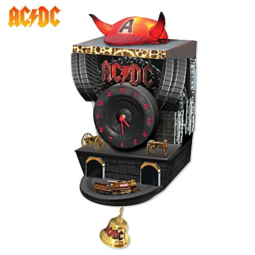 AC/DC – väggur