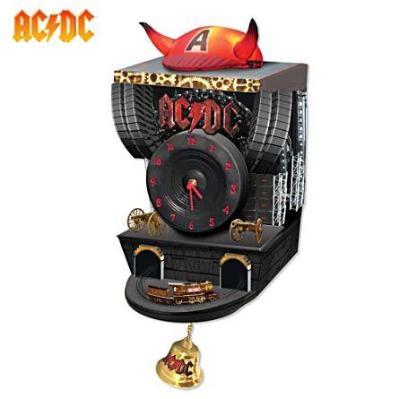 AC/DC – Wanduhr