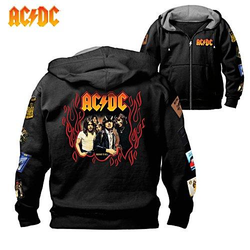 'AC/DC Highway To Hell' Men's Hoodie