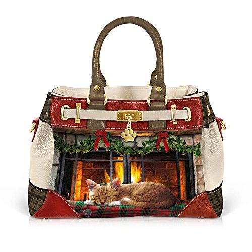 'Purry Break' Cat Ladies' Handbag