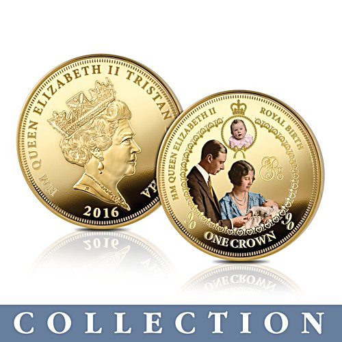 'The Queen Elizabeth II 90th Birthday' Coin Collection