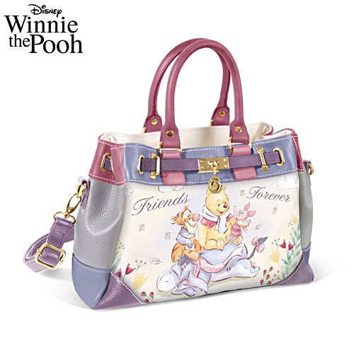 Disney 'Friends Forever' Winnie The Pooh Ladies' Handbag