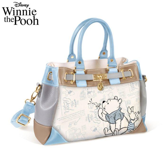 a103d1dd6a Disney 'A Classic Tale' Winnie The Pooh Ladies' Handbag