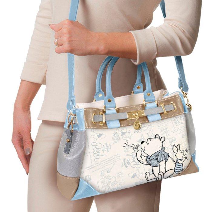 b9414707b4f6 Disney  A Classic Tale  Winnie The Pooh Ladies  Handbag