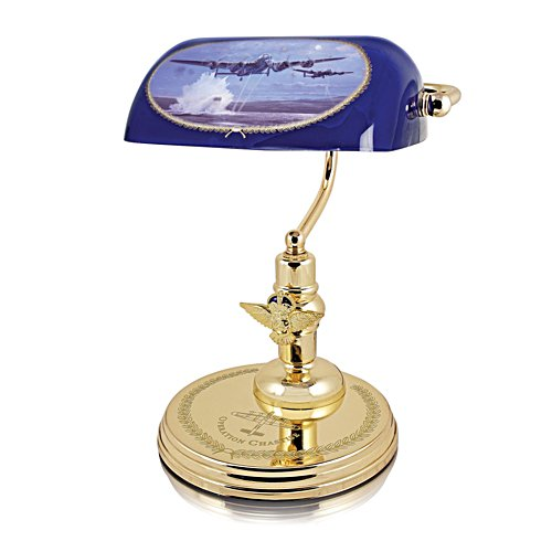 70th Anniversary Lancaster Dambusters Desk Lamp