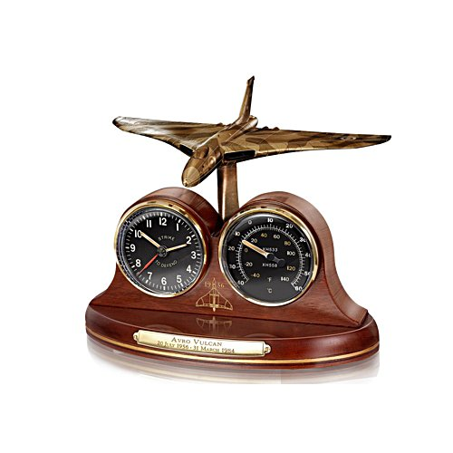 'Avro Vulcan' Masterpiece Desk Clock