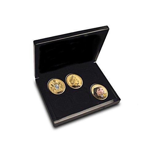 'Deluxe 6 Coin Presentation Case'