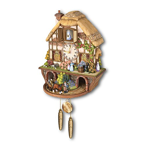 'Country Days' Cuckoo Clock