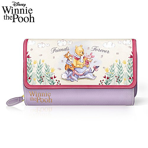 Disney 'Friends Forever' Winnie The Pooh Ladies' Purse