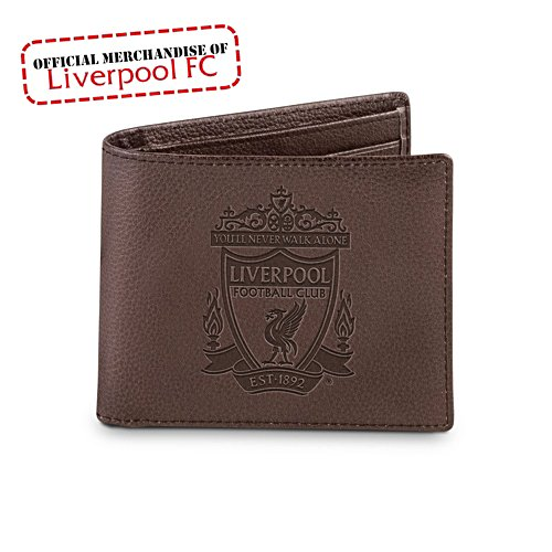 Liverpool FC Men's Leather Wallet