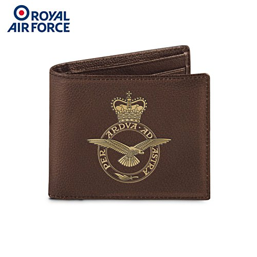 Royal Air Force Leather Wallet