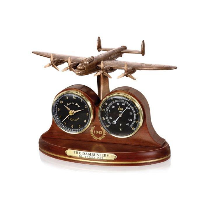 Dambusters Masterpiece Clock