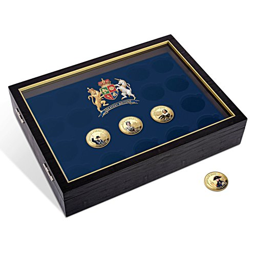 Greatest Britons Coin Presentation Case
