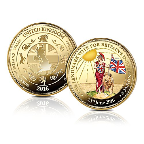 'UK EU Referendum' Commemorative