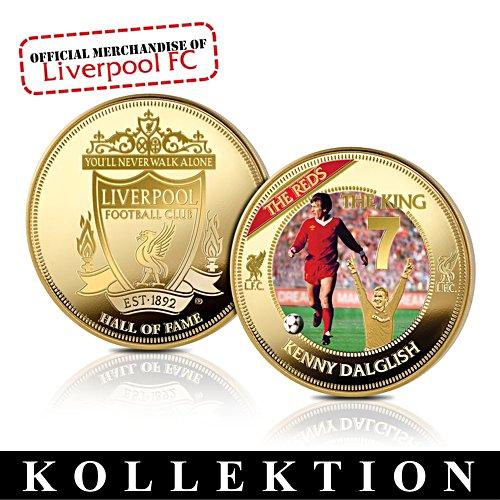 Liverpool FC – Gedenkmedaillen-Kollektion