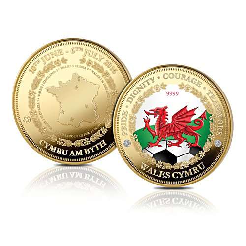 'Men Of Harlech' Commemorative Coin