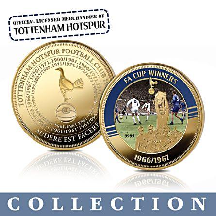 The Tottenham Hotspur Champions Commemorative Collection
