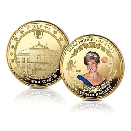 'Diana, Princess Of Wales' Legacy Commemorative
