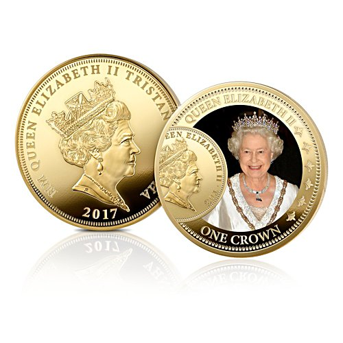 The Sovereign's 200th Anniversary Crown Coin