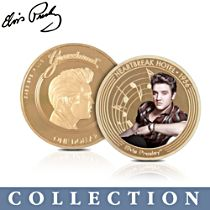 Elvis Graceland™ Coin Collection