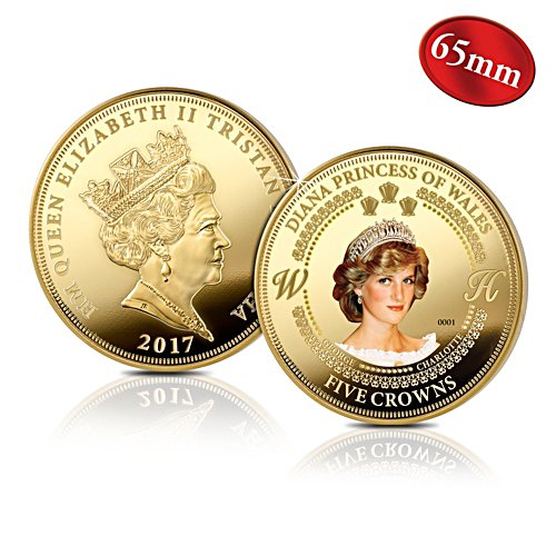 The Diana, Princess Of Wales Five Crowns Coin