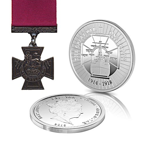 The First World War Victoria Cross Commemorative Set