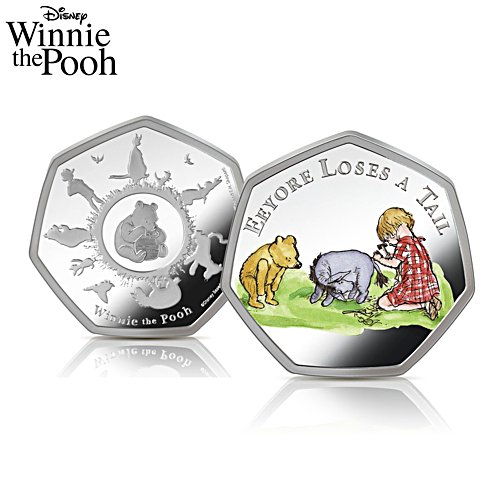 Collect A Classic - The Disney Winnie The Pooh & Eeyore Pooh Commemorative