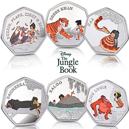 The Complete Disney Jungle Book Commemorative Collection