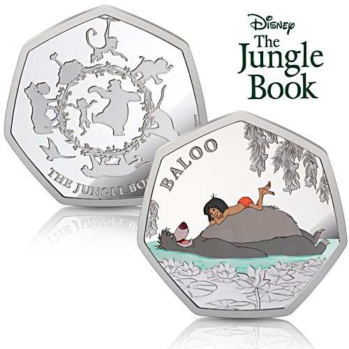The Official Disney Jungle Book Commemorative