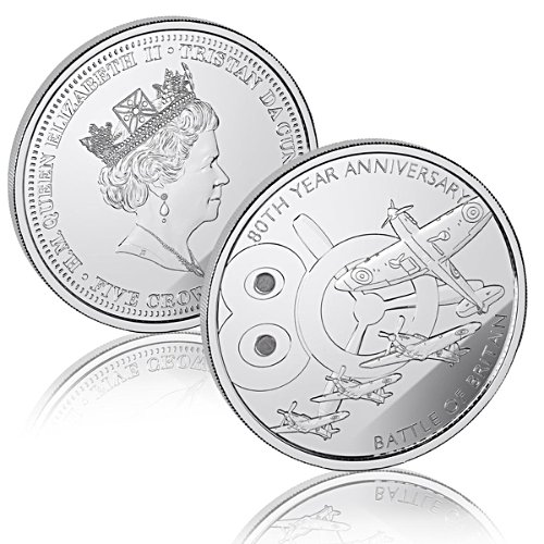 The Battle of Britain 80th Anniversary Five Crown Coin