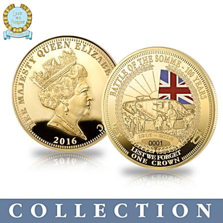 'First World War Centenary Crown Collection'