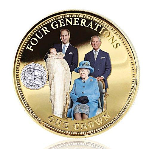 Ihre Majestät Königin Elisabeth II. – Vier Generationen