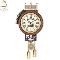 Flying Scotsman Station Clock