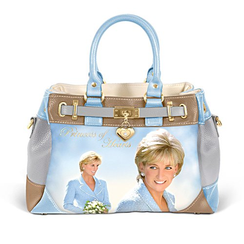 'Diana, Princess Of Hearts' Handbag