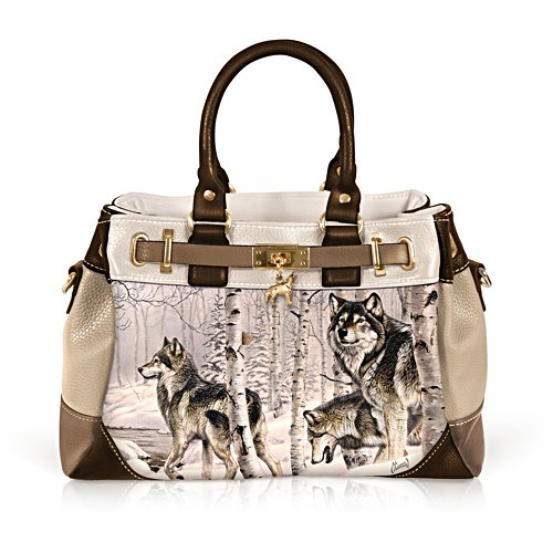 Al Agnew 'Spirit Of The Forest' Handbag