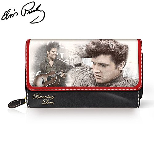 Elvis™ 'Burning Love' Purse