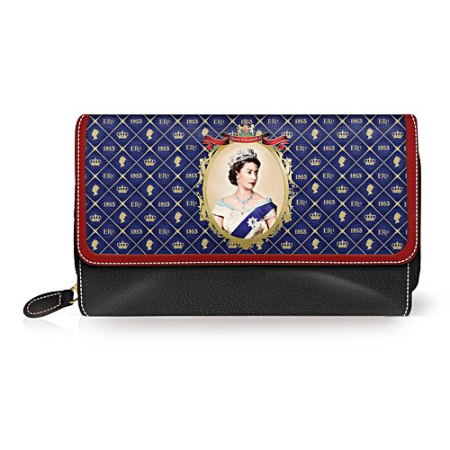 Queen Elizabeth II 'Royal Elegance' Ladies' Purse
