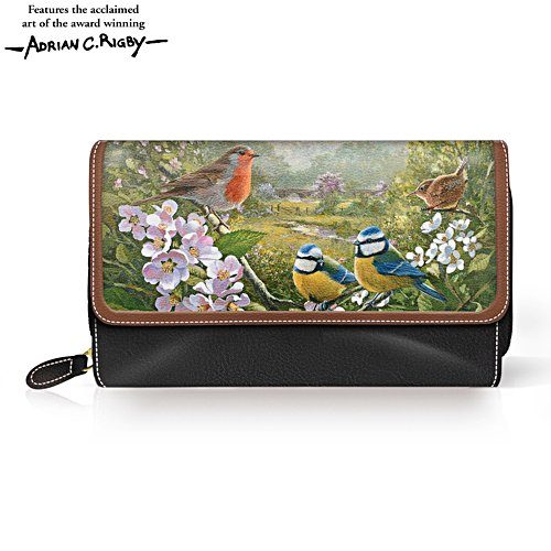 'Joys Of Spring' Fine Art Purse
