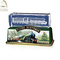 Flying Scotsman 'Memories Of Steam' Illuminated Sculpture