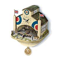 'Dambusters' Masterpiece Sculpted Clock
