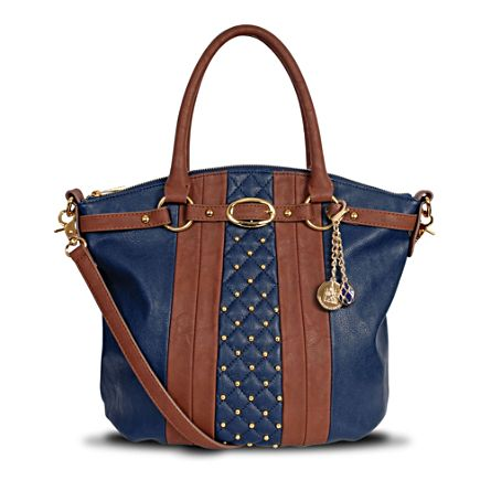 'Treasure Of The Tsars' Fabergé-Inspired Leather Handbag