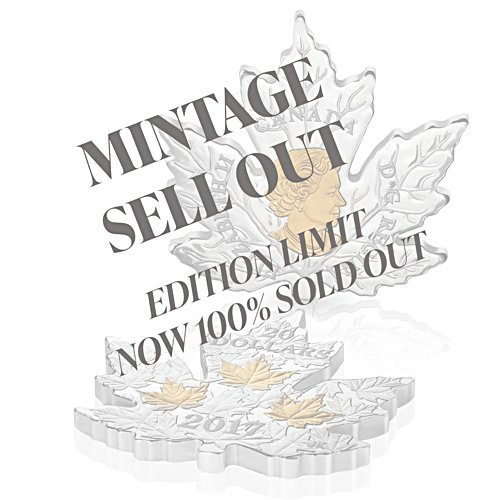 The World-First Silver Maple Leaf Coin Set