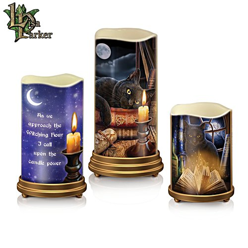 'The Witching Hour' Candle Set