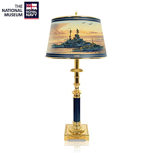 'D-Day 70th Anniversary Commemorative Art Lamp'