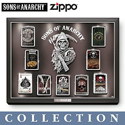 'Sons of Anarchy™' Zippo® Lighter Collection