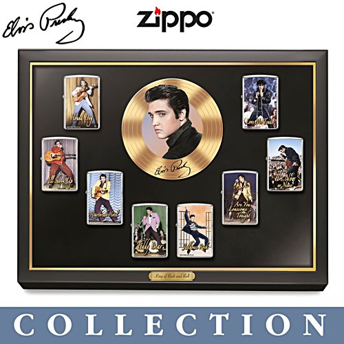King Of Rock And Roll™ Zippo® Lighter Collection
