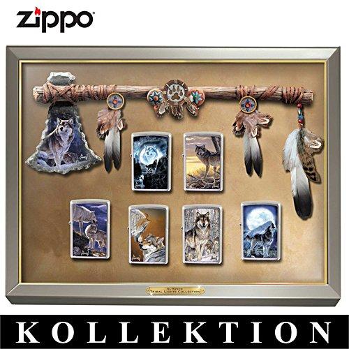 Al Agnews Stammeslichter - Zippo Kollektion