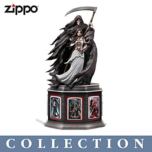 Anne Stokes 'Summon The Reaper' Zippo® Lighter Collection