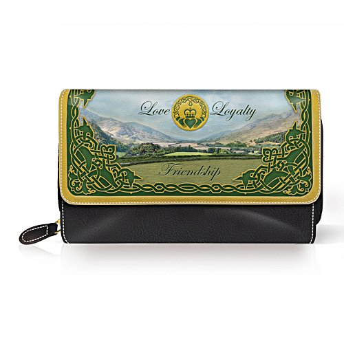 'Forever Ireland' Fine Art Purse