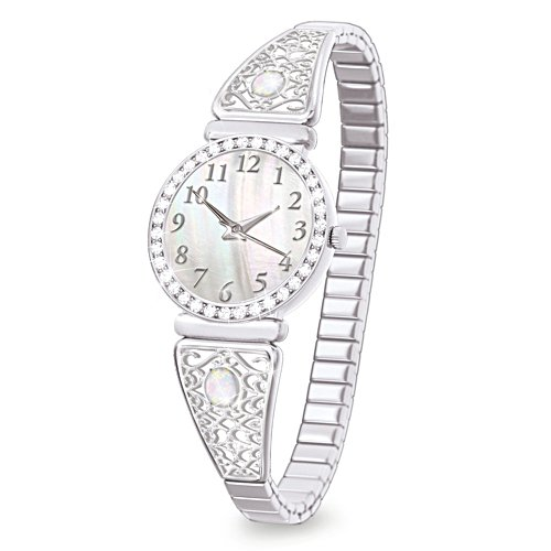 'Australian White Opal' Ladies' Watch